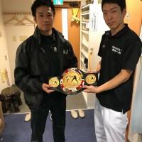 平野将志選手「ムエタイオープン」ウェルター級のタイトルマッチにて  見事勝利