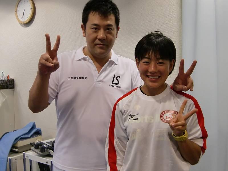 松村凉選手