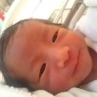 第一子である長男が誕生