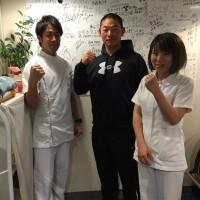 横浜商科大学野球部のキャプテンを務めている、谷口選手