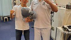 日本ミニマム級1位 世界ランカーの高橋悠斗選手